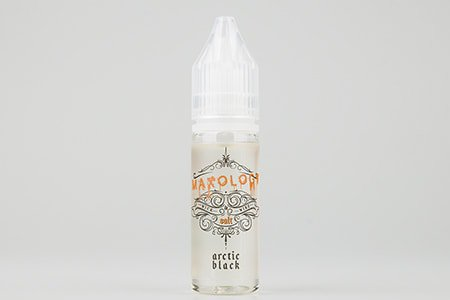Arctic Black Salt - 30 мг/мл [Wick&Wire Salt by Maxology, 15 мл]