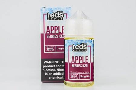 Apple Berries Iced - 3 мг/мл [Reds Apple, 60 мл]