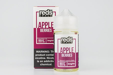 Apple Berries - 3 мг/мл [Reds Apple, 60 мл]