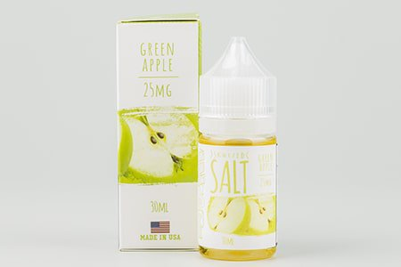 Green Apple - 25 мг/мл [Skwezed Salt, 30 мл]