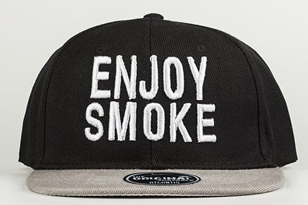 Кепка snapback Enjoy Smoke