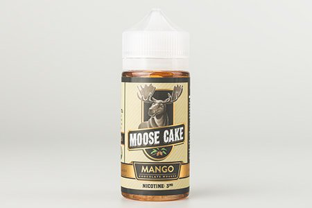 Mango Moose Cake - 3мг/мл [Frisco Vapor (USA), 100 мл]
