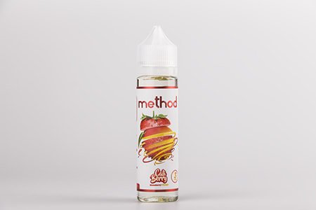 Method Cali Berry - 3мг/мл [Frisco Vapor (USA), 60 мл]