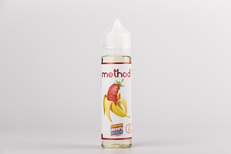 Method Banana Berry Breeze - 3мг/мл [Frisco Vapor (USA), 60 мл]
