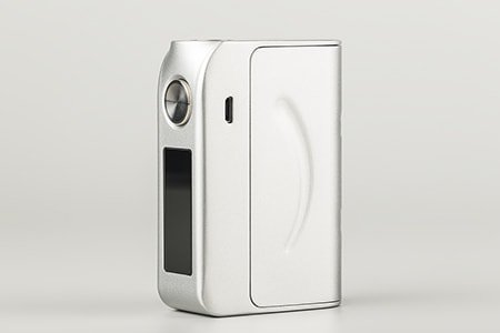 Asmodus Minikin Reborn 168W Touch Screen Box Mod - стальной