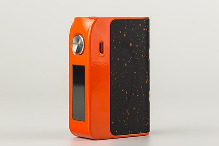 Asmodus Minikin Reborn 168W Touch Screen Box Mod - оранжевый/черный