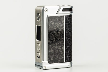 Lost Vape Paranormal 200W DNA250C TC - Silver (Pearl Fish)