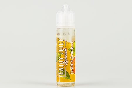 Lemon & Grapefruit - 3 мг/мл [Enjoy Juice Lemonade, 60 мл]