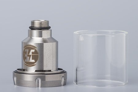 Billow v2 RTA Nano Kit - стальной